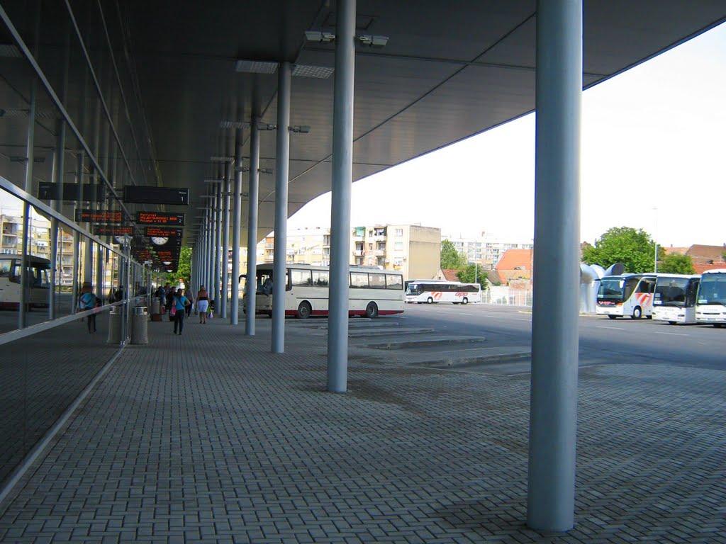 Osijek, Bus station