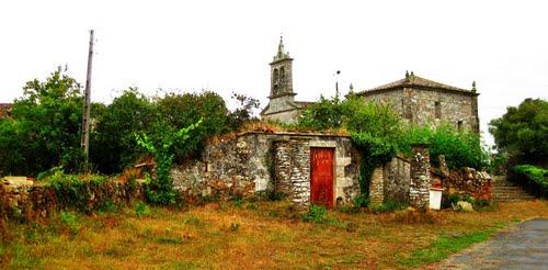 Igrexa do Salvador - Cervaña - (Silleda)