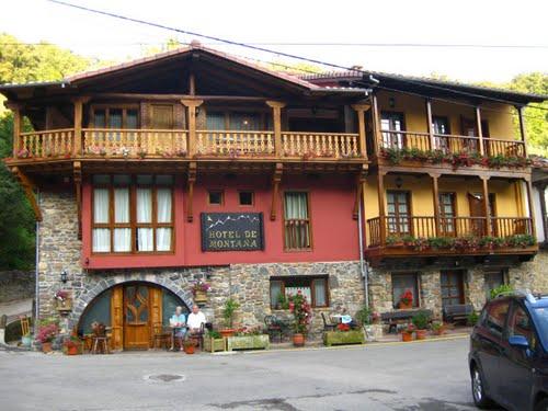 Hotel Peñas Arriba