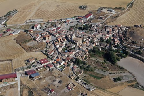 Vista aérea de Guzmán
