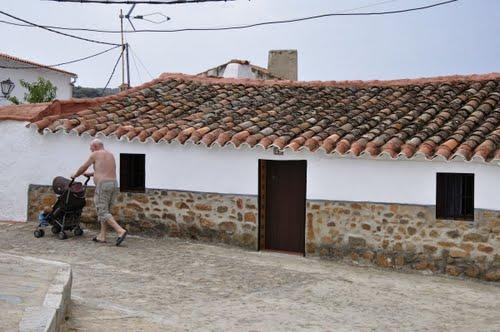 Cañada del Gamo, la altura de la casa