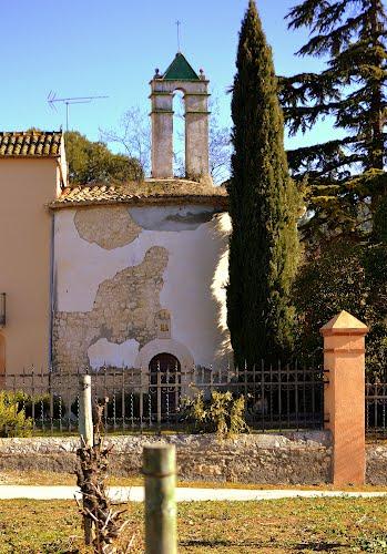 El Sant Sepulcre, Olèrdola.