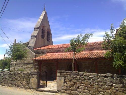 Parroquia Santa Justa, Villanueva de Valrojo.