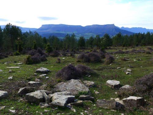 Garobel -Sierra Salvada