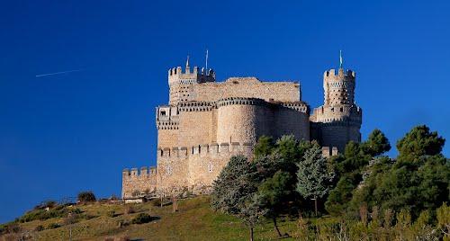 Castillo de los Mendoza - Manzanares el Real