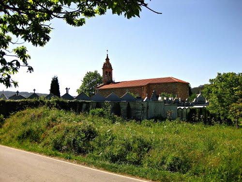 Igrexa de San Esteban de Sueiro