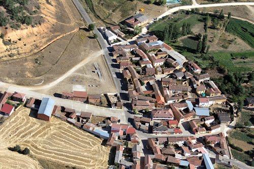Vista aérea de Acera de la Vega