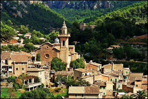 Valldemossa - Mallorca - Balearic Islands - Spain - [By Stathis Chionidis]