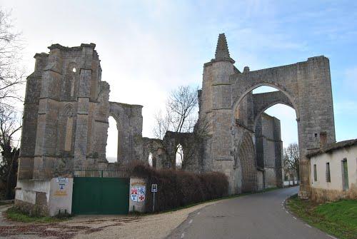 Castrojeriz--Ruinas San Antón