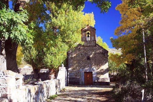 Babia, iglesia de Villargusán