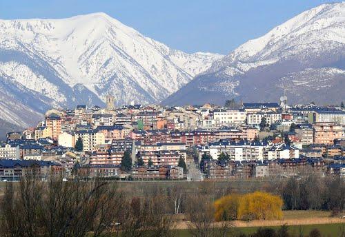 Puigcerdà, capital de la Cerdanya