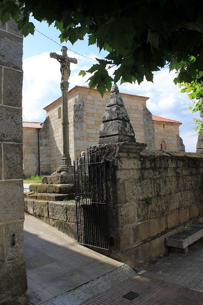Entrada Iglesia S. Ildefonso