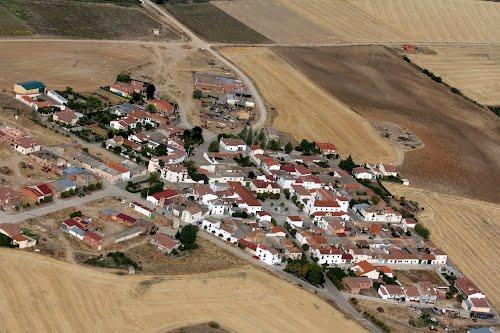 Vista aérea de Foncastín