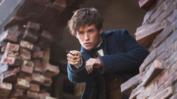 Fantastic Beasts and where to find