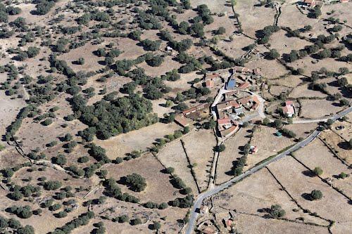 Vista aérea de Las Casillas