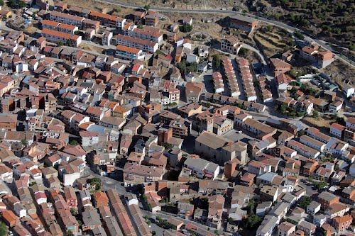 Vista aérea de Hoyo de Pinares