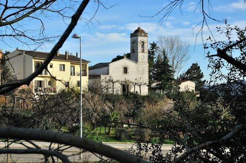 Massanes: Església de Sant Esteve