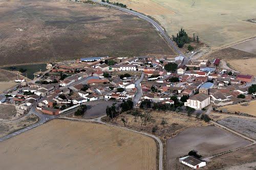 Vista aérea de Gomeznarro