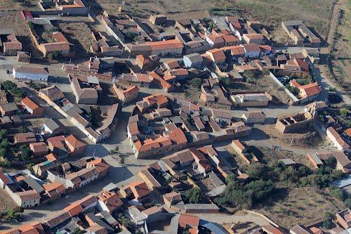 Vista aérea de San Román del Valle