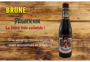 L'Alsacienne brune