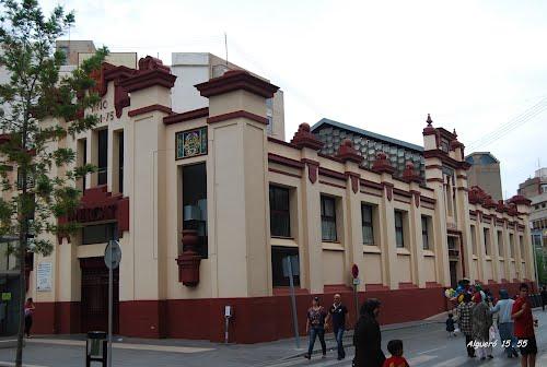 ALMASSORA  2012.- El Mercat.