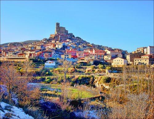 La Rioja: Cornago.