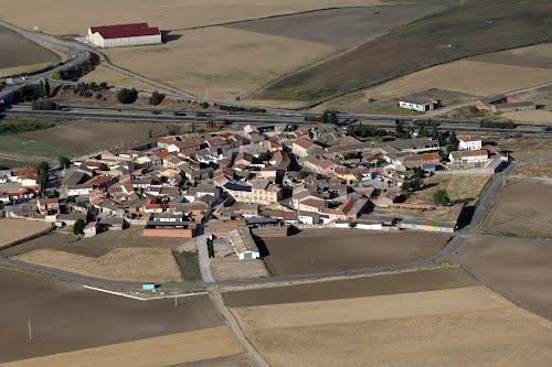 Vista aérea de Gutierre-Muñoz