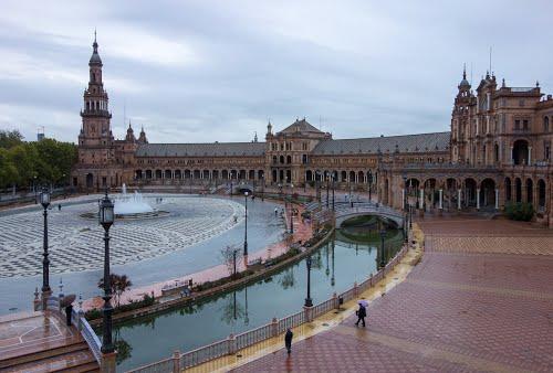 Plaza de Espana / Seville, Spain