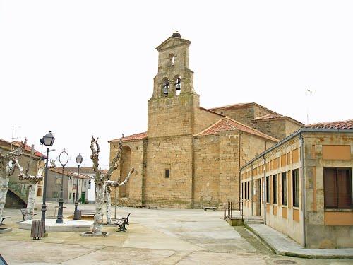 Iglesia de San Juan Bautista,Fuentesaúco