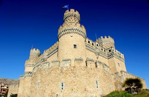 ?Castillo de los Mendoza?