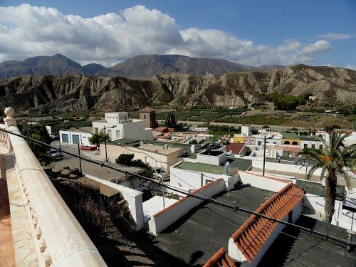 Alsodux. Alpujarra de Almería