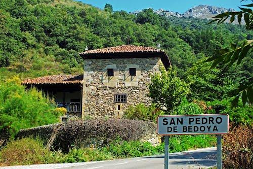 San Pedro de Bedoya, Liébana. Cantabria.