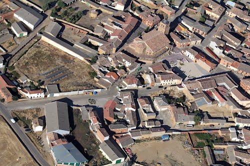 Vista aérea de Cisneros