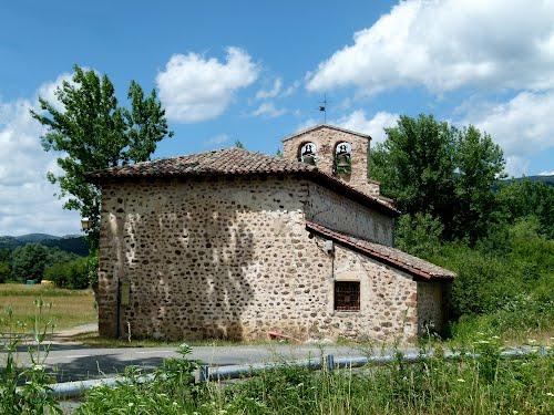 MONTEMEDIANO (Nieva de Cameros-La Rioja). 2012. 01. Iglesia de Nª Sª de la Visitación.