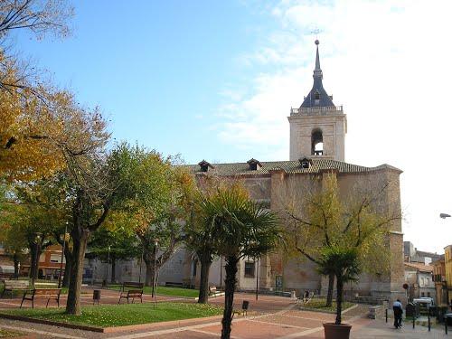 Parroquia Ntra. Sra. de la Asunción,Villarrubia de los Ojos