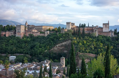 Alhambra / Granada, Spain