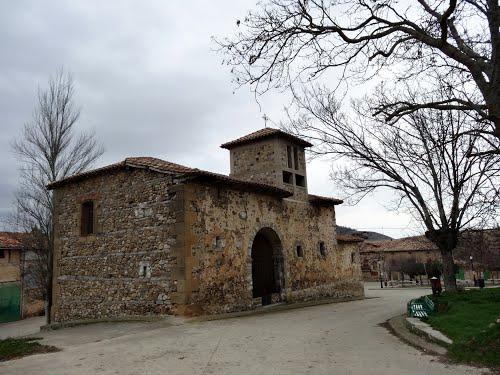 Iglesia de San Gil Abad, Villamayor del Río