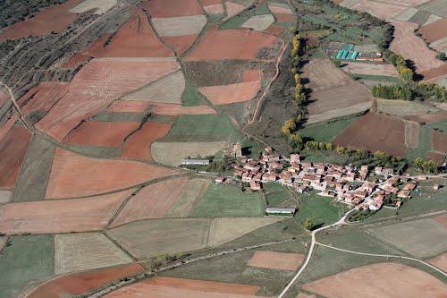 Vista aérea de Villaespasa