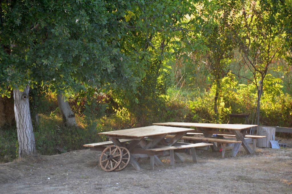 Vincentov Vikend stol (Ljeti)