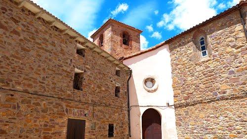 Iglesia de Beratón (Soria).