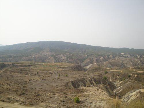 Barrancos de Gebas y La Muela
