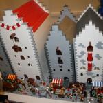 Packhuskällaren i Visby i lego