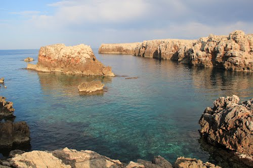 Cala Morts, Punta Grossa