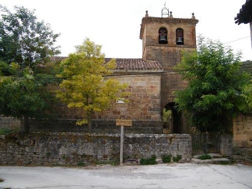 REOCIN DE LOS MOLINOS (VALDEPRADO DEL RIO-CANTABRIA) IGLESIA DE SANTA EUGENIA, EN REOCIN DE LOS MOLINOS
