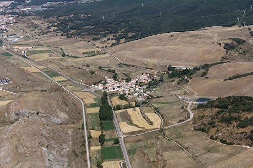 Vista aérea de Muñeca
