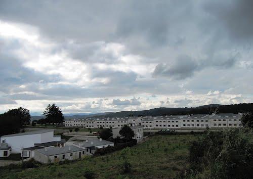 Poblado minero de Fontao( wolfram). Vila de Cruces. Pontevedra. España.