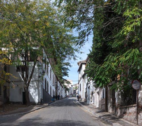 Streets / Granada, Spain
