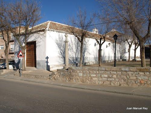 Ajofrín (Ermita de Jesús Nazareno) - Toledo - 23 de diciembre de 2012