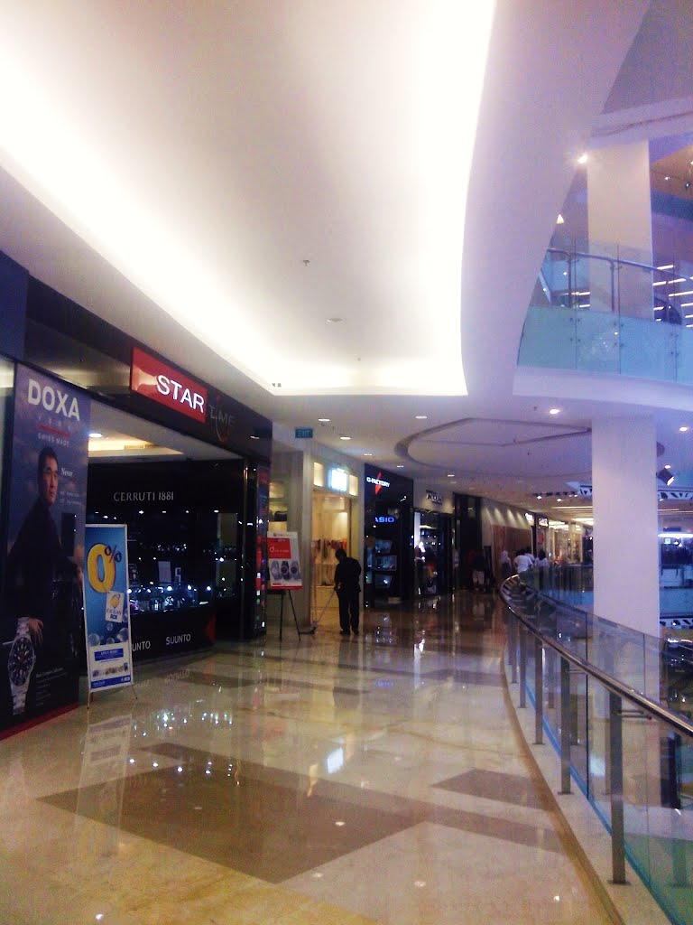 Gandaria City Shopping Mall