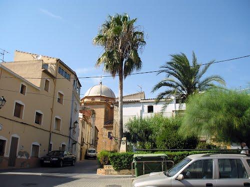 Plaça Sitjar,Cabanes